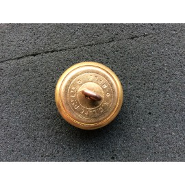 Australian Military Forces 1948-53 Gilt Button