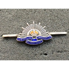 WW1/2 Australian Imperial Forces Tie pin or Sweetheart