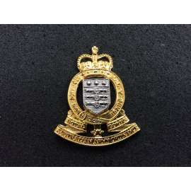 Royal Australian Army Ordnance Corps (Briteshine) Cap Badge