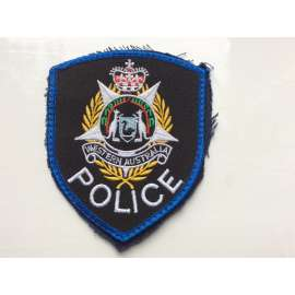 Western Australia Police ( WAPOL) Sleeve Patch