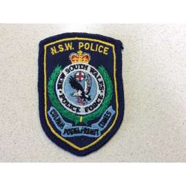 New South Wales Police Sleeve Patch