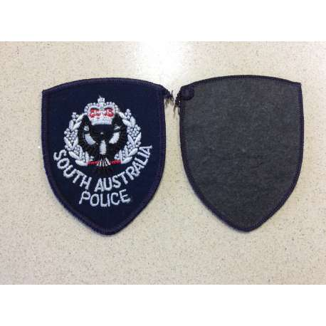 South Australia Police Sleeve Patch