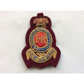 7th Parachute Regiment Royal Horse Artillery Officers Bullion Beret Badge