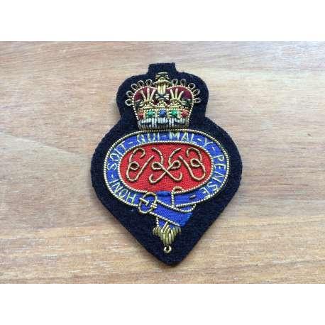 Grenadier Guards Senior Ranks Bullion Shoulder badge