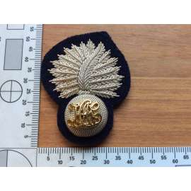 H.A.C Officers silver bullion Beret Badge