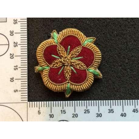 D ( Duke Of Lancaster's) Squadron side Cap badge