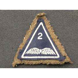 WW2 2nd Air Formation signals unit formation sign
