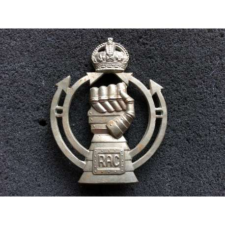 WW2 R.A.C ( Royal Armoured Corps) Cap badge