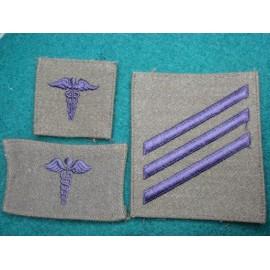 WW2 U.S.M.C Medics Insignia