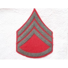 WW2 U.S.M.C Rank badge