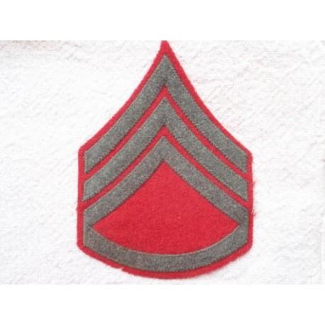WW2 U.S.M.C Rank badge