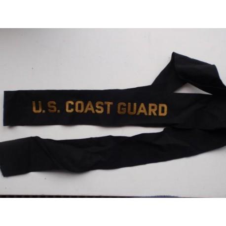 U.S COAST GUARD Cap Tally