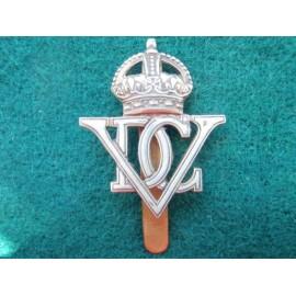 WW2 5th Dragoon Guards (1922-52) w/m Cap Badge
