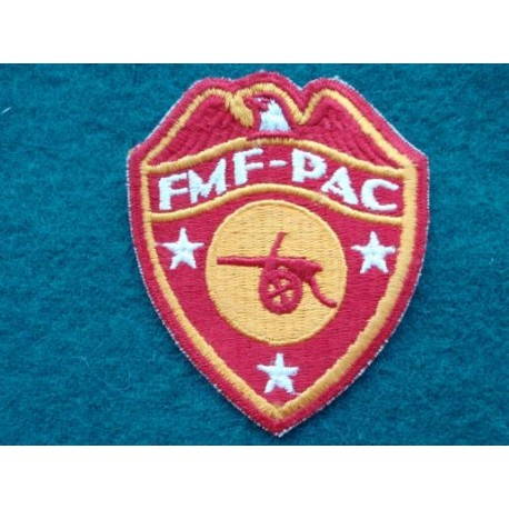 ww2 USMC FLEET MARINE FORCE-PACIFIC patch