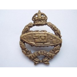 WW2 Locally made R.T.C Cap Badge