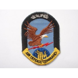 Air Defence Command Qualified Patch