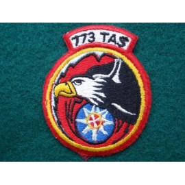 U.S.A.F 773rd TAS Patch