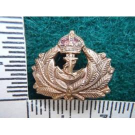WW1/2 Royal Naval Lapel Badge