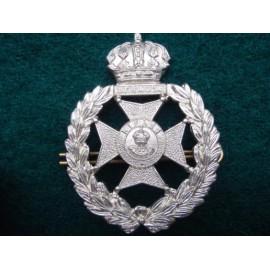 Bermuda Rifles w/m Cap Badge