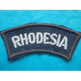 Rhodesian Air Force Shoulder Title