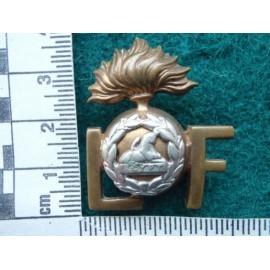Officers Lancashire Fusiliers Shoulder Title
