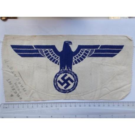 WW2 German Naval PT Vest Badge