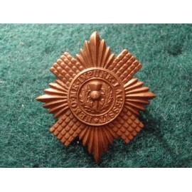 WW1/2 Scots Guards OR's Cap Badge