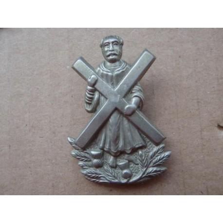 Highland Regiments Sporran Badge