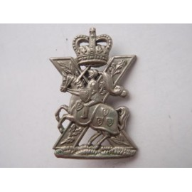 Fife & Forfar Yeomanry w/m Collar Badge
