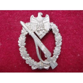 WW2 Silver Infantry Assault Badge