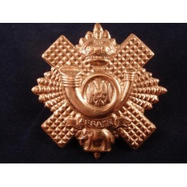 The Highland Light Infantry Cap Badge