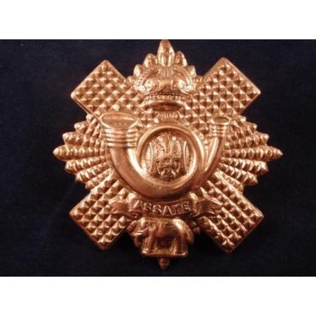 The Highland Light Infantry Cap Badge