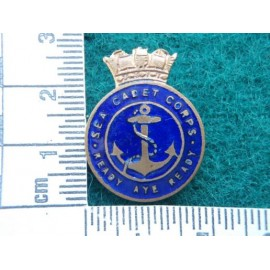 Sea Cadet Corps Lapel badge