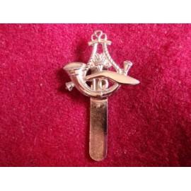 10th Princess Mary's Own Gurkha Rifles Beret Badge