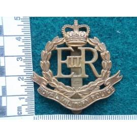 Royal Military Police Q/C Brass Cap Badge