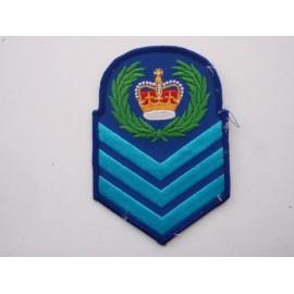 Australian Police Senior Sergeant Rank Badge