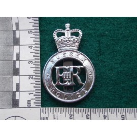 Sussex Police Flat Hat Badge