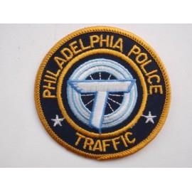 Philadelphia Police Traffic Unit Patch