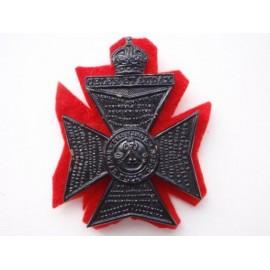 WW2 The Kings Royal Rifle Corps Cap Badge