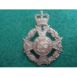 Royal Army Chaplains Department OSD Cap Badge