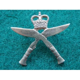 Royal Gurkha Rifles Cap Badge