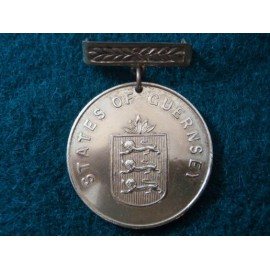 States of GuernseyLiberation from German Occupation Medal