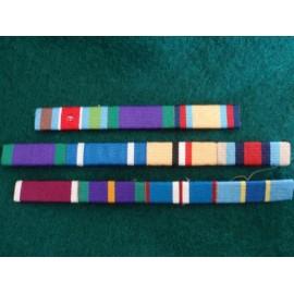 3 Medal Bars