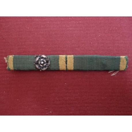 Territorial Efficiency Medal & Silver Rose