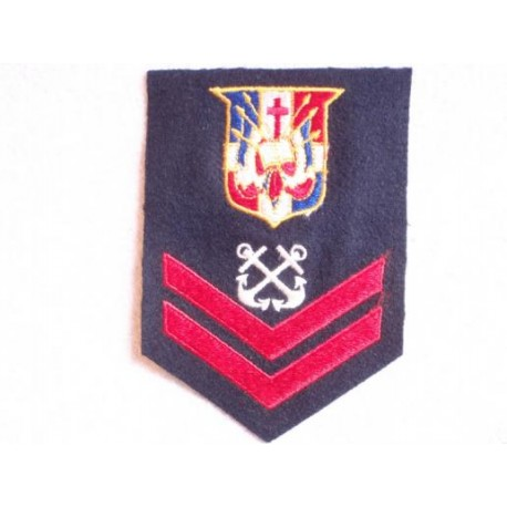 Domincian Navy Sleeve Badge