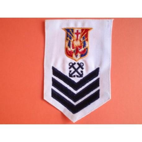 Dominican Navy Sleeve Badge