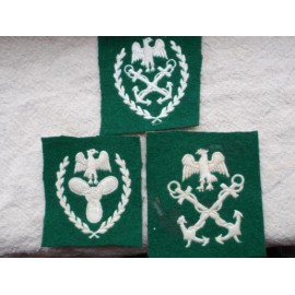 Nigerian Naval Rank/Trade Badges