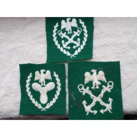Nigerian Naval Rank/Trade Badges