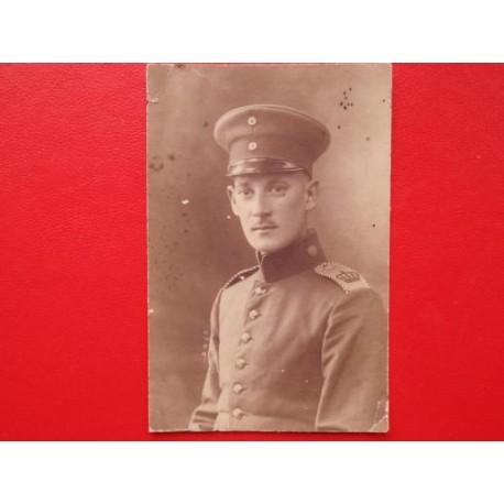 Imperial German Studio Portrait Photo