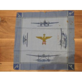 WW2 Fascist Italian Air Force Scarf/Hankerchief